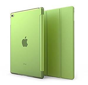 KHOMO Coque iPad Mini 4 Etui Trés Fin et Leger avec Rabat