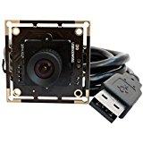 ELP Module de Caméra USB Mini 5 Mégapixels ,Webcam avec 2592×1944 HD