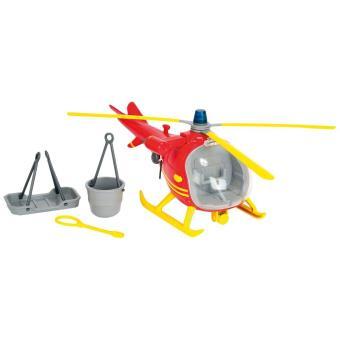 Océan Hélicoptère Sam le Pompier Smoby Hélicoptère Achat