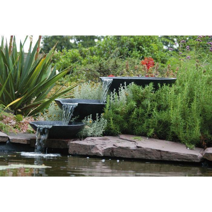 Fontaine de Jardin bassin NOVA SCOTIA Achat / Vente bassin d