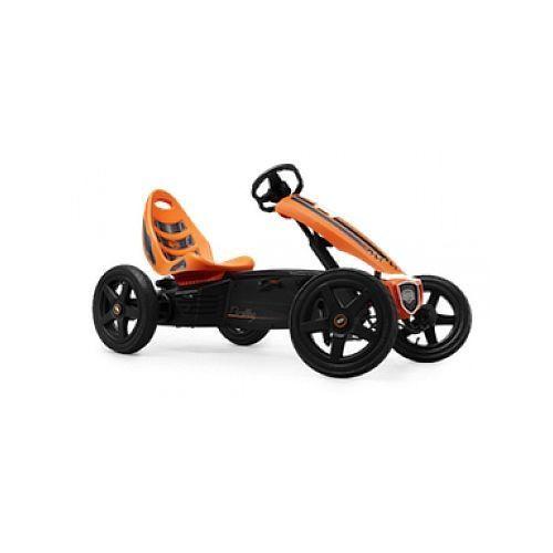 Berg Toys Kart à pédales Berg Rally Orange pas cher Achat