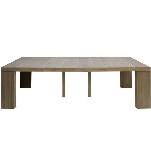 Kpo Design Table Console Woodini Xl pas cher Achat / Vente