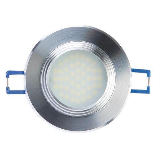 Spot led encastrable 12V 3W blanc chaud Achat / Vente Spot led