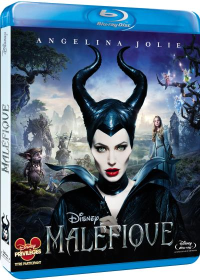 Maléfique Blu Ray Blu Ray Robert Stromberg Angelina Jolie