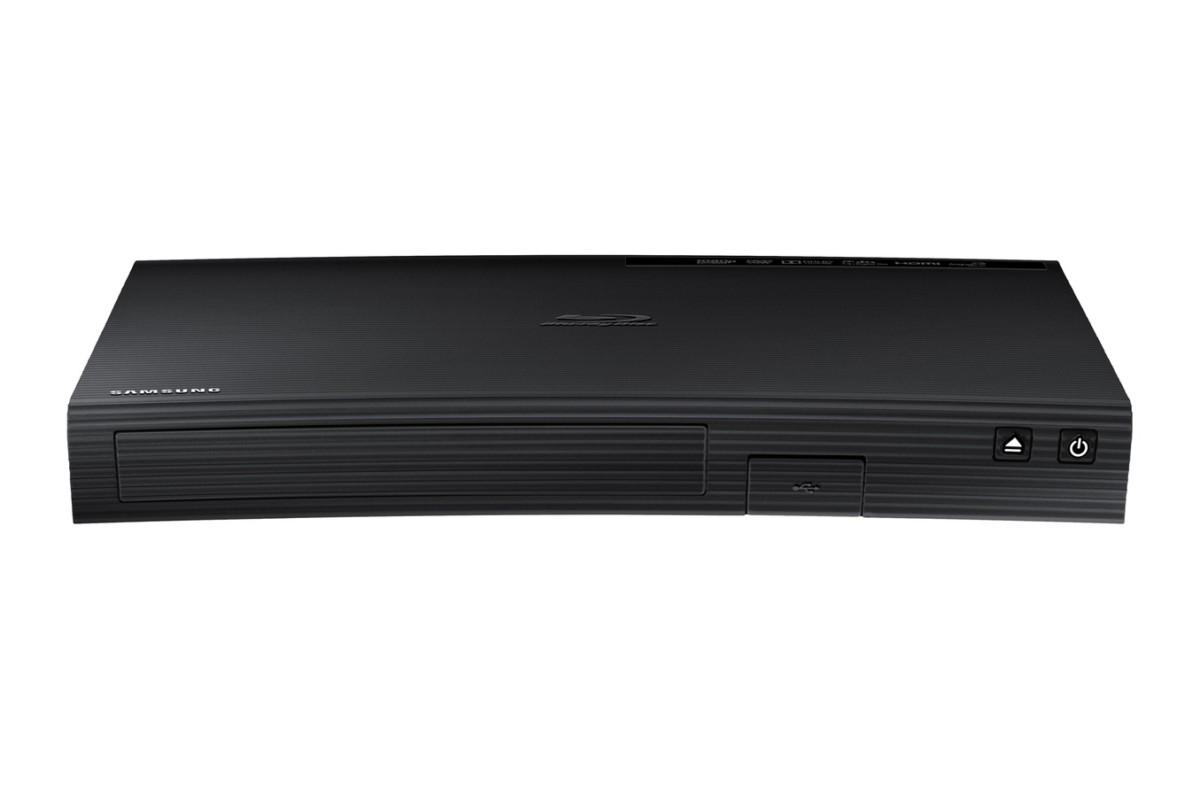 Un lecteur Blu ray incurvé aux décodeurs multi formats et ultra