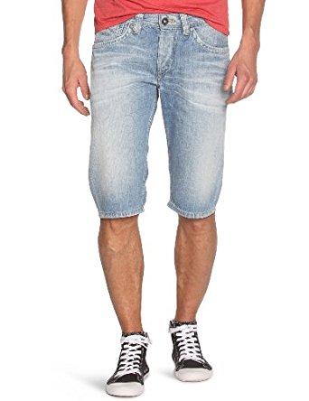 Pepe Jeans Bermuda Homme Brut (Denim) 30