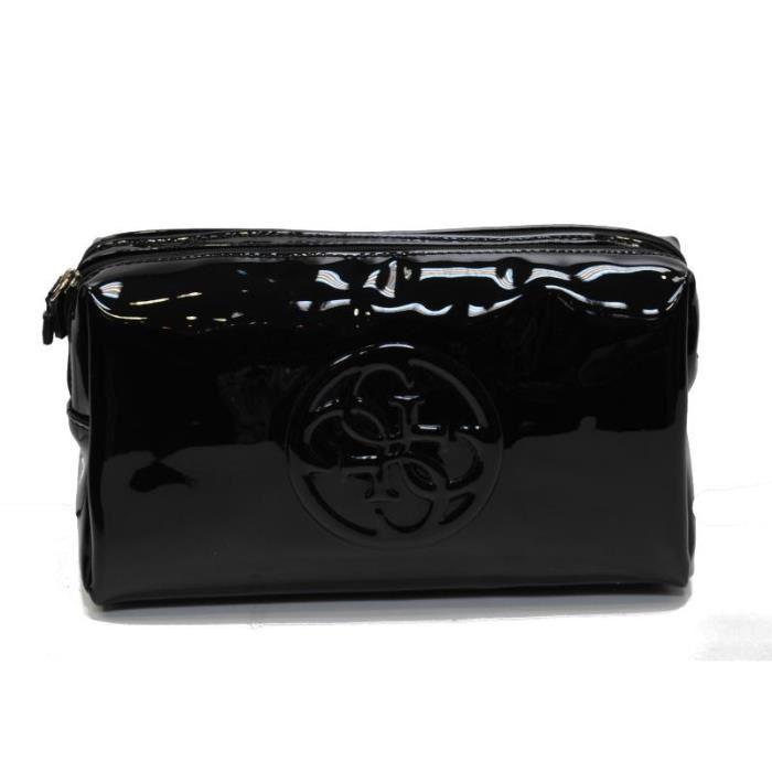 Guess Trousse de toilette Noir MIfeYPOK