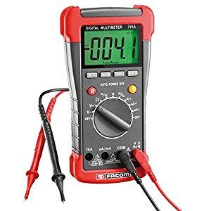 Facom Multimetre testeur electrique 600 v Réf..711PB