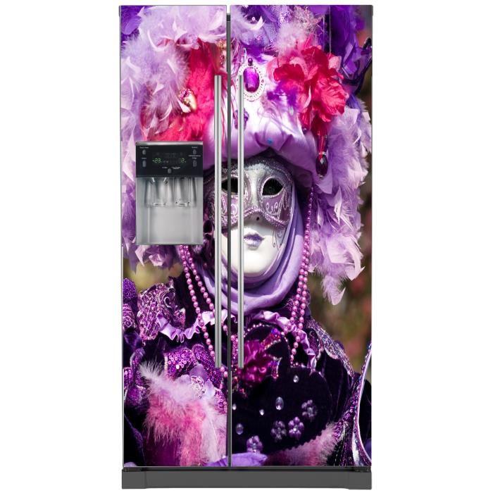 stickers frigo americain carnaval venise 5780 d