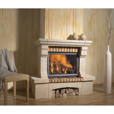 réf 64881565 usage du produit cadre décoratif pour foyer bois foyer