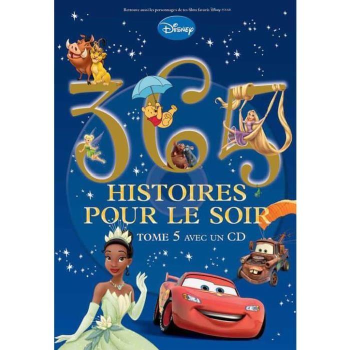 365 histoires pour le soir Achat / Vente livre Disney;Natacha Godeau