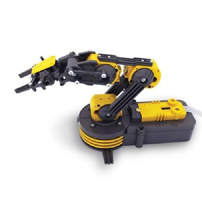 bras robotique a construire