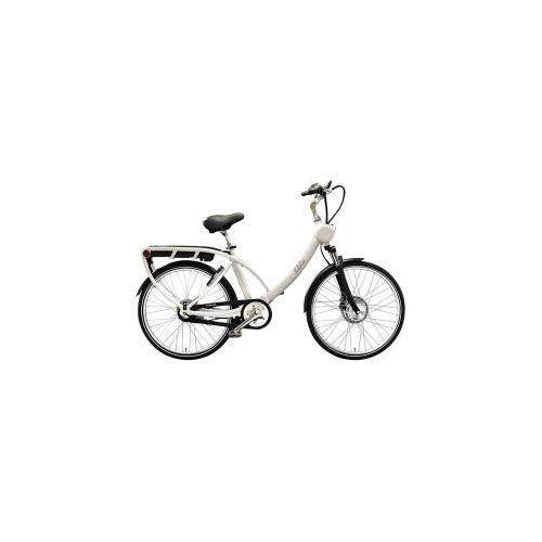 Tucano Vélo électrique Solex City Comfort blanc pas cher Achat