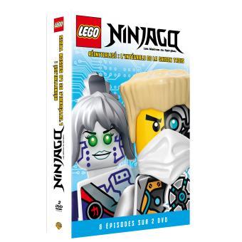 Ninjago Lego Ninjago Saison 3 DVD Coffret DVD DVD Zone 2 Jillian