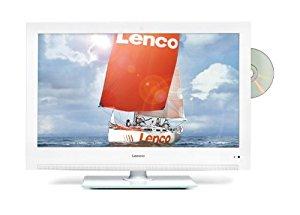 Lenco DVL 1953 AD TV LCD 19″ (48 cm) avec Lecteur DVD intégré LED