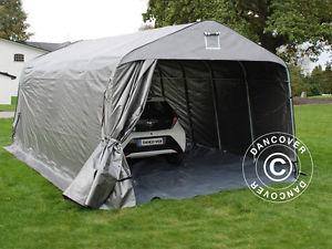 Tente Abri Stockage Garage Voiture Housse Jardin Carport