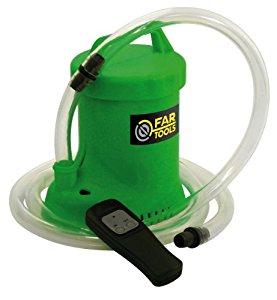 Fartools 175011 Pompe à eau sur batterie: Bricolage
