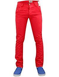 Rouge Jeans / Homme : Vêtements