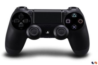 Accessoires PS4 Manette sans fil Dual Shock 4 noire PS4 Sony