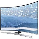 ) Téléviseur 4K Ultra HD écran incurvé: TV & Vidéo