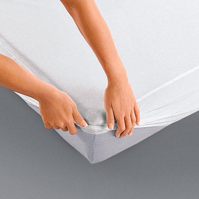 Protège matelas imperméable blanc Interieurs