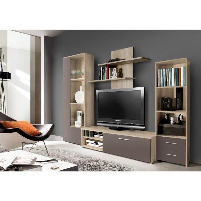 Tv 177 cm topiwall for Meuble tv finlandek