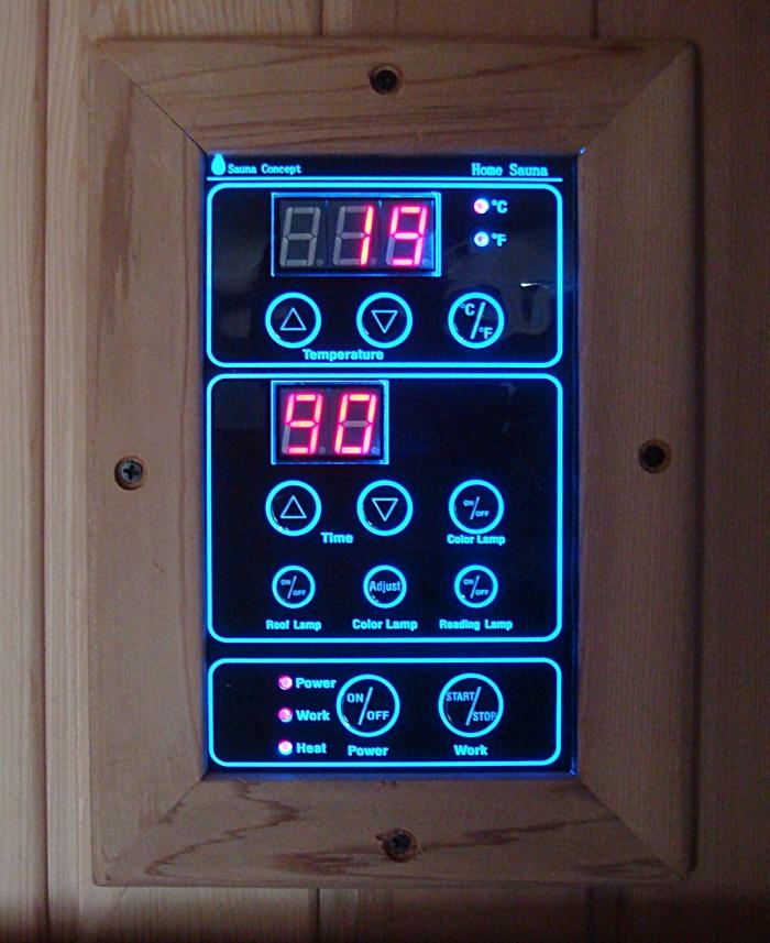 Sauna Infrarouge SPECTRE TOTAL 3 places ALTAIR 3 RED CEDAR garantie 9