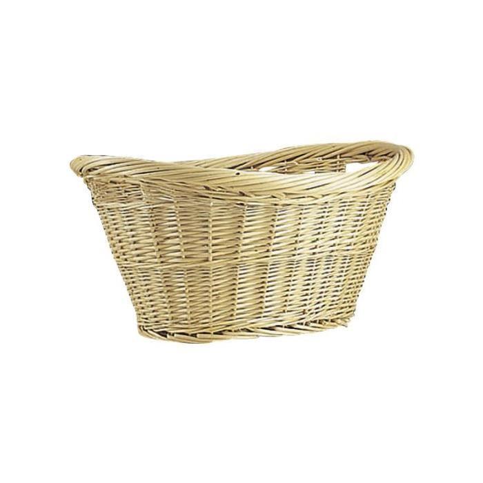 linge en osier blanc Achat / Vente panier a linge Panière à linge