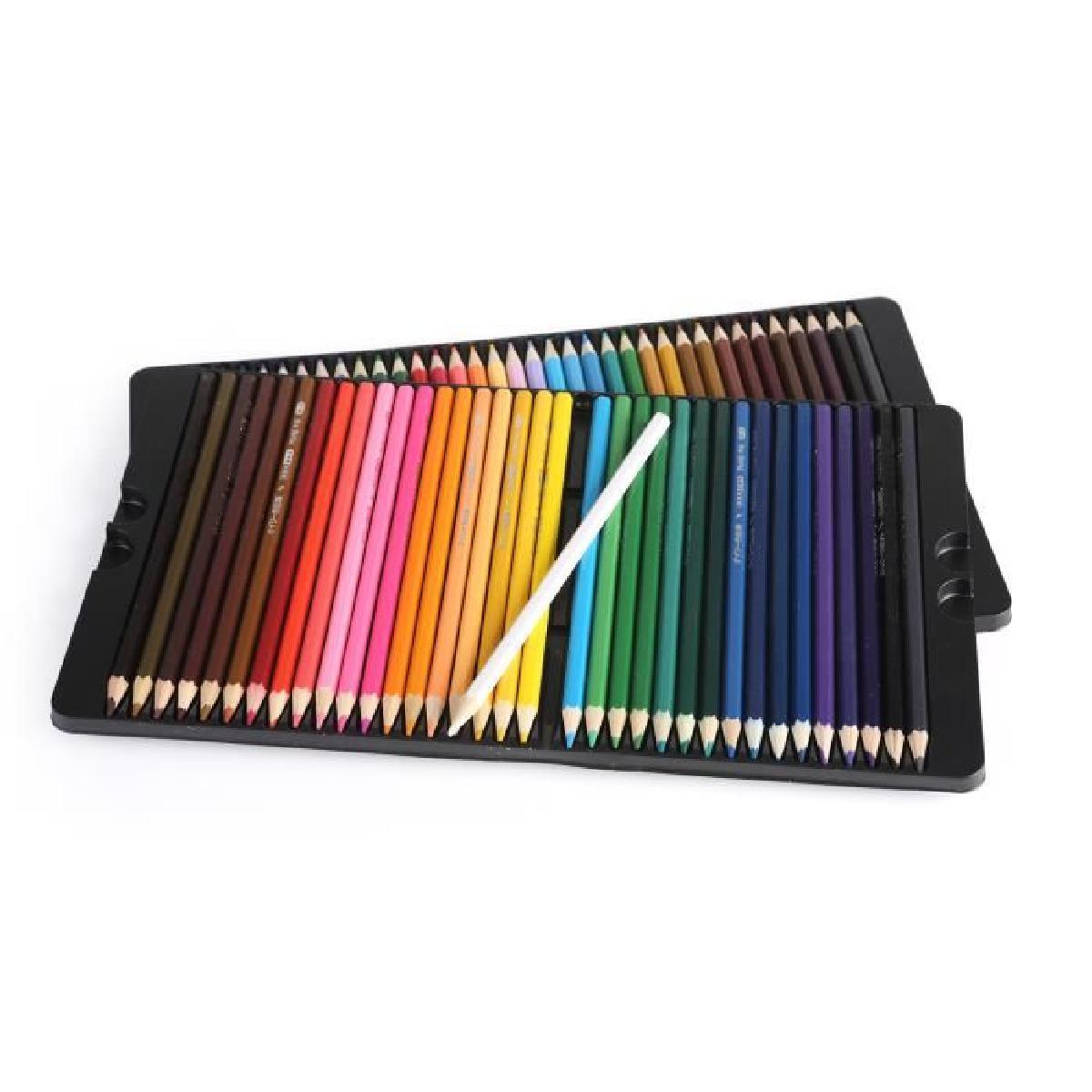 crayon de couleur EOZY Lot de 72pcs Crayon de Soldes *