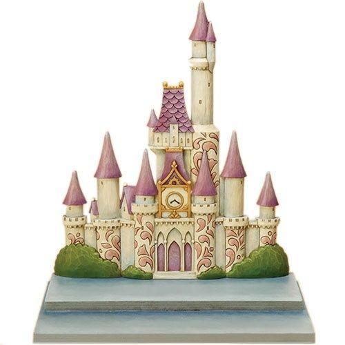 Statue Chateau Présentation Princesses de Disney Achat / Vente