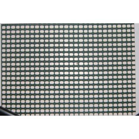Grillage extrusion vert H.1 x L.3 m, maille de H.5 x l.5 mm   Leroy
