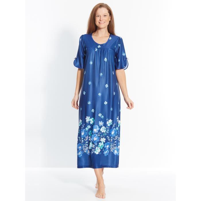 Robe d'hôtesse Imprime bleu Achat / Vente robe