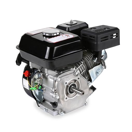EBERTH 6,5 CV 4,8 kW moteur à essence thermique 4 temps 1 cylindre 19