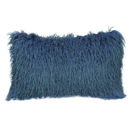 Coussin Dolma, bleu, l.50 x H.30 cm |