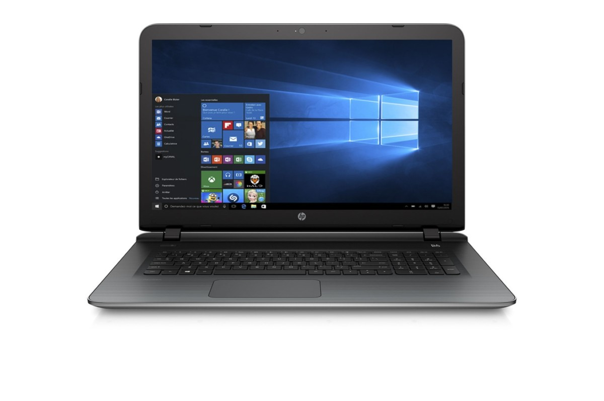 PC portable Hp PAVILION 17 G112NF (4160584) |