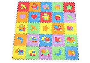 Tapis Bebe / Tapis De Jeux /Dalles En Mousse / Tapis Puzzle /Tapis De