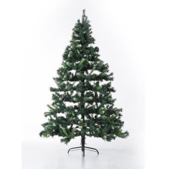 votre Sapin artificiel arbre de noël vert 180cmf110avec décoration