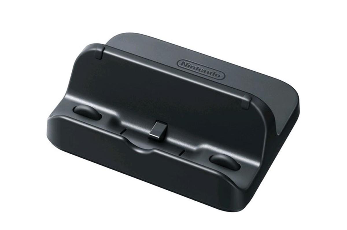 Accessoires Wii U Nintendo WII U BLOC DE CHARGEMENT GAMEPAD NOIR