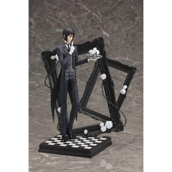 Black Butler Figurine Sebastian·Michaelis 25 cm Achat / Vente