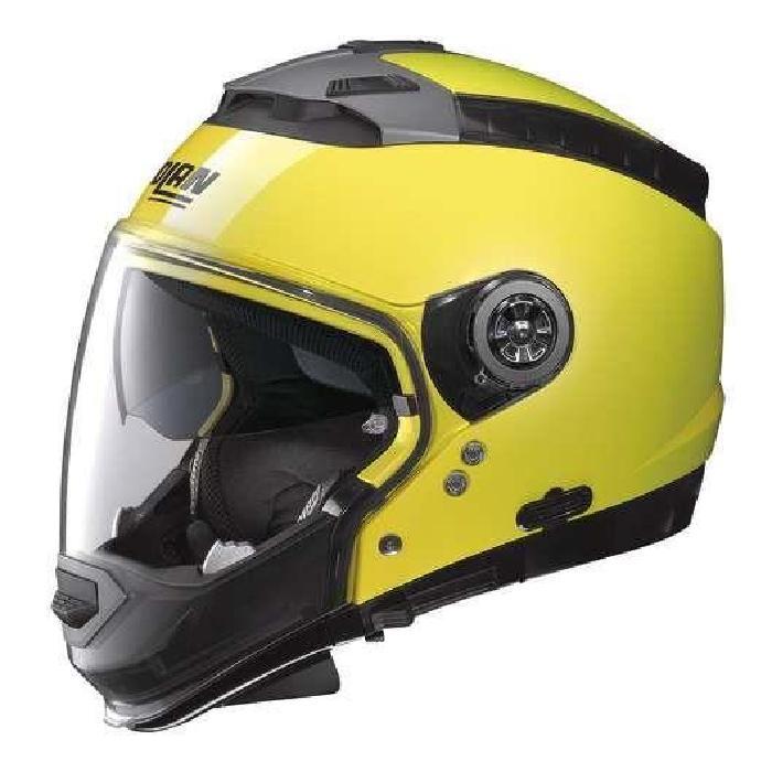 modulable Nolan N44 HI VISIBILITY N COM Le casque moto Nolan N44