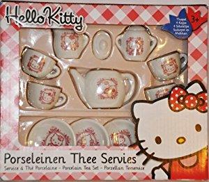 Hello Kitty Service a The Porcelaine: Jeux et Jouets