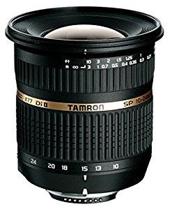 Tamron Objectif AF 10 24mm F/3,5 4,5 DI II LD IF: Photo