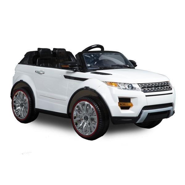 Evoque 12 V 2 places blanc Achat / Vente voiture enfant