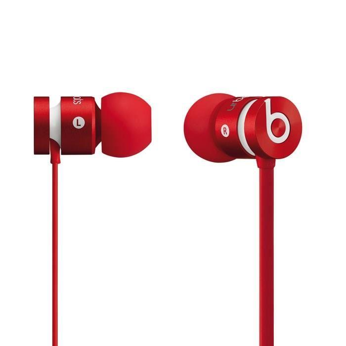 Casque écouteur Ecouteur BEATS urBeats red