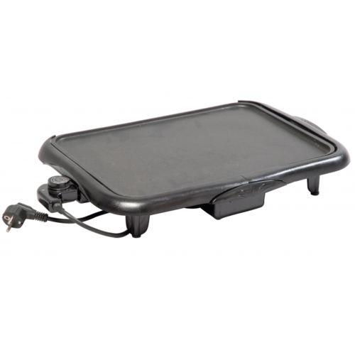 Garden Grill Petite plancha électrique de table rectangulaire 31×44