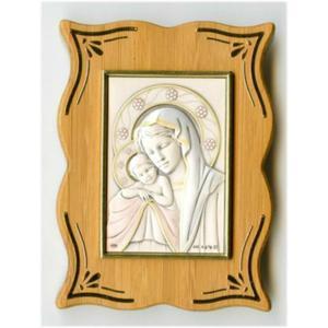 bois d'olivier Vierge enfant couronne fleurs Achat / Vente objet