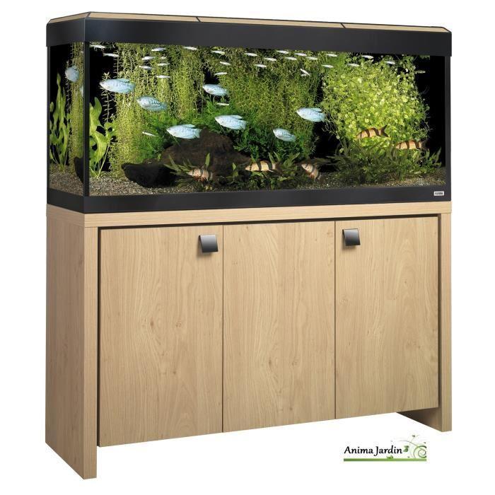 / Vente aquarium Aquarium ROMA 240 bois clai Soldes *