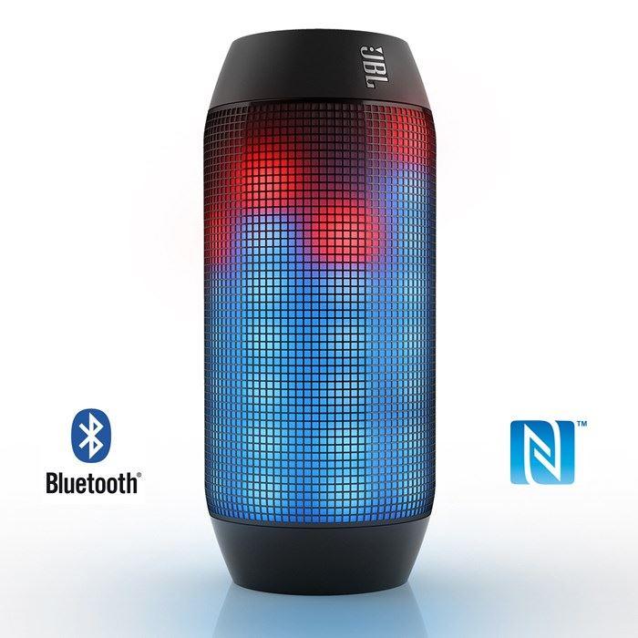 JBL PULSE BLACK Enceinte bluetooth portable LED enceintes bluetooth