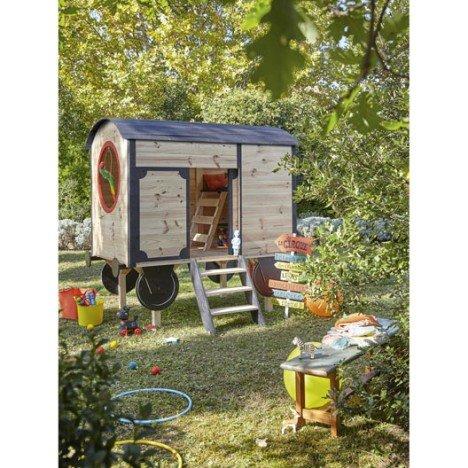 Maisonnette bois Express , 2.16 m² |