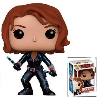 pop marvel avengers 2 black widow 9 cm autres figurines et répliques